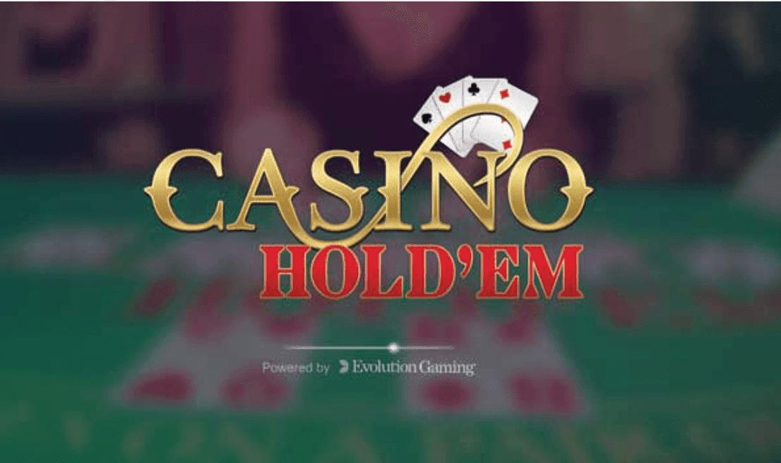 Live Casino Hold'em Jumbo 7