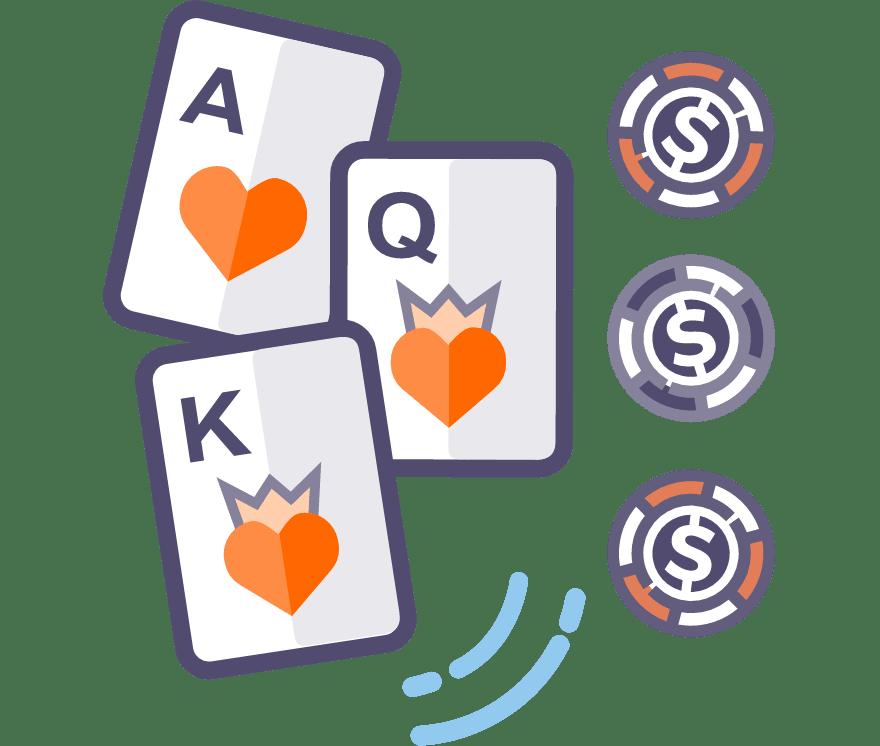 Canlı Üç Kartlı Poker Oynayın