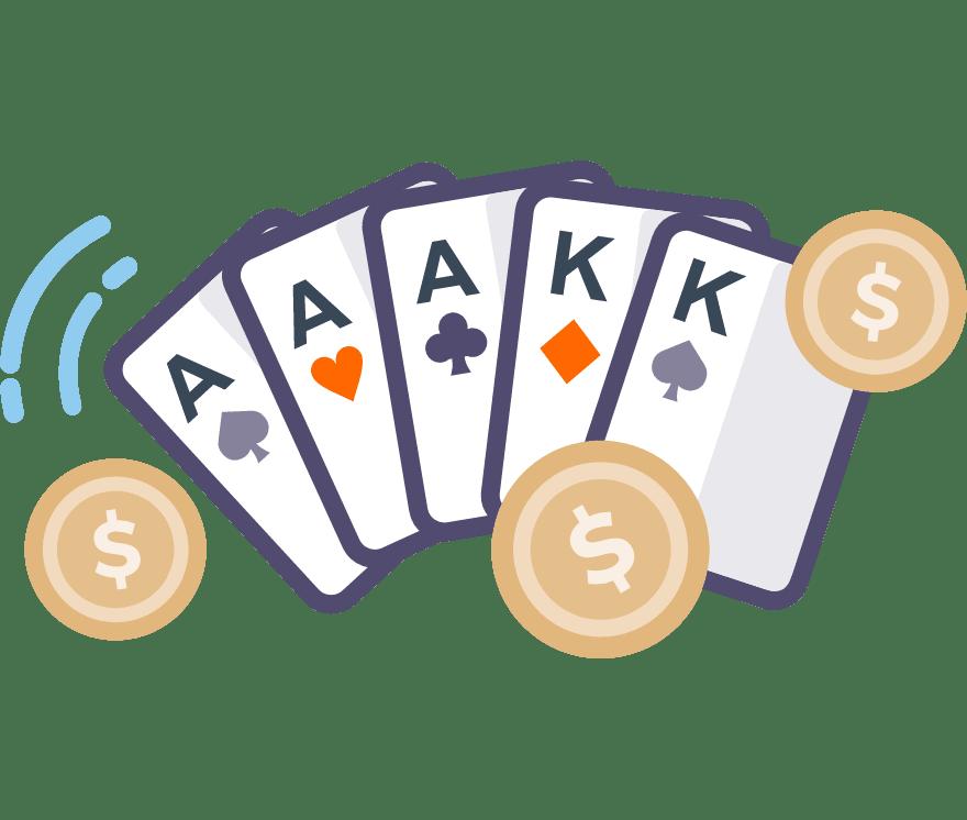 Çevrimiçi Canlı Poker Oynayın