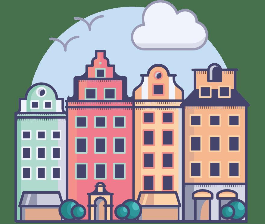 5 İsveç Canlı Casino 2021