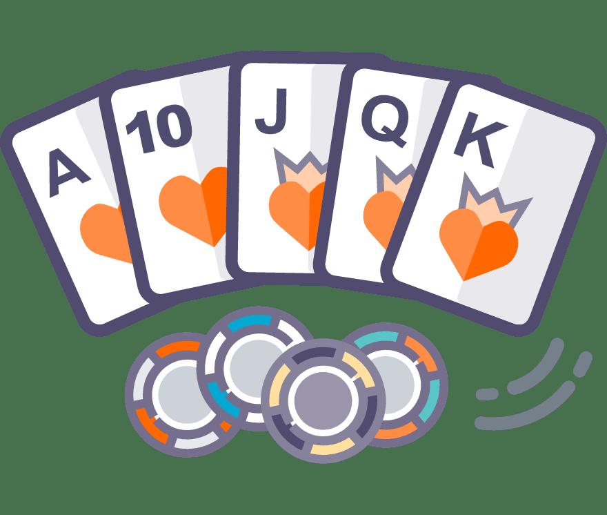 Canlı Texas Hold'em Online Oynayın